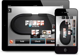 Play Poker on Mobile Phones
